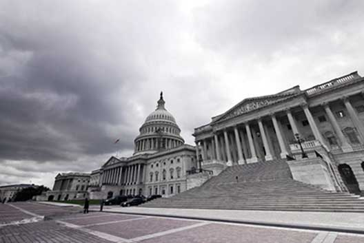 Brewing Government Funding Storm
